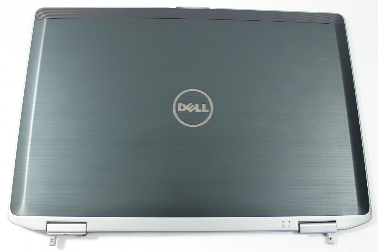 "Dell Latitude E6420 14"" LCD Back Cover Lid Assembly with Hinges - PJRCP"