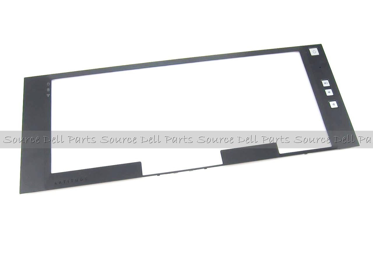 Dell Latitude E5420 Dual Point Keyboard Bezel Trim Overlay - 0K9Y9