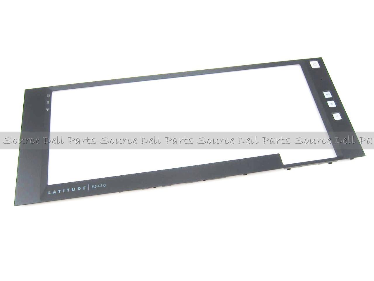 Dell Latitude E5430 Single Point Keyboard Bezel Trim Overlay - G4J21
