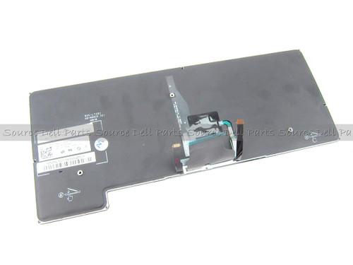 Dell Latitude 6430u Backlit Laptop Keyboard with Track Pointer -  HTNKH