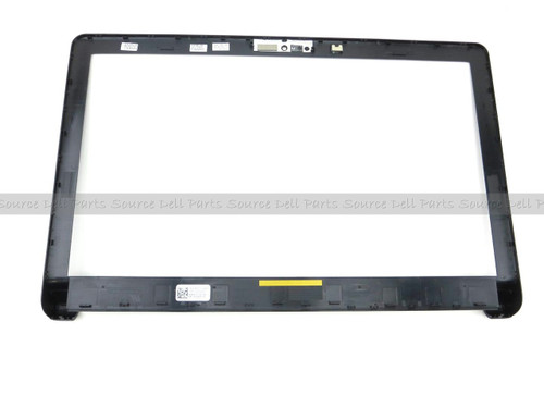 Dell Inspiron 1570 LCD Trim Bezel With Camera Port - N3TCY