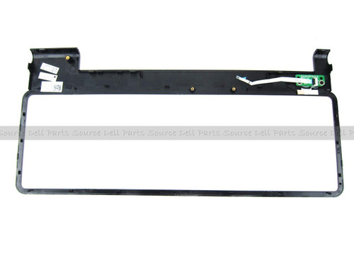Dell Inspiron 1564 Center Control Power Button Keyboard Surround Trim - 4D5CY