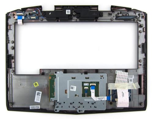 Alienware 14 laptop Palmrest Touchpad Assembly - YVPYP