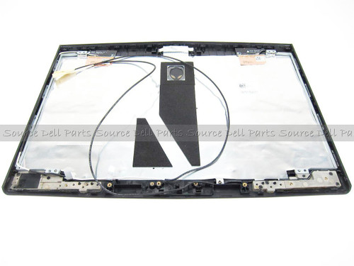 "Alienware M14x 14"" Black LCD Back Cover Lid - CNT97"