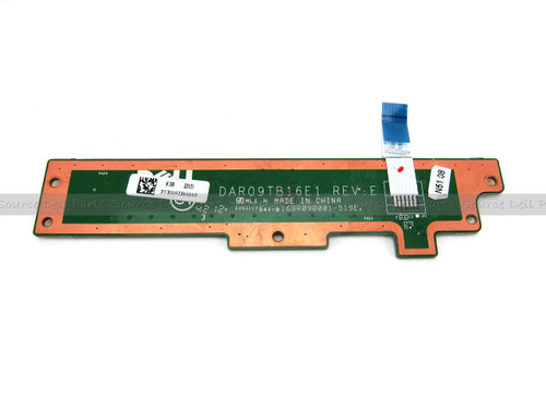 Dell Inspiron 17R 5720 / 7720 Left and Right Mouse Button Circuit Board - DAR09TB16E1