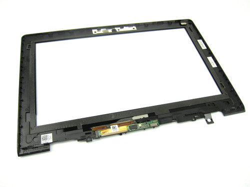 """DELL T1CFK Touch Glass Digitizer 0T1CFK 15R-5537 TOUCH GLASS BEZEL 15.6/"""""""