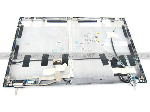 """Dell Latitude E4310 13.3"""" Blue LCD Back Cover Lid & Hinges - PWFVY"""