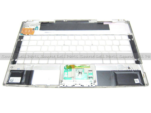 Dell Adamo XPS Touchpad Palmrest Assembly - F237R