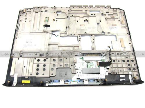 Dell XPS M1730 Carbon Fiber Palmrest Touchpad Assembly - XD5M4