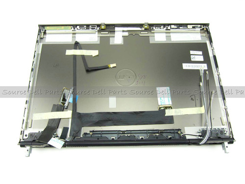 "Dell Precision M4600 15.6"" LCD Back Cover Lid & Hinges - 4TY54 (B)"