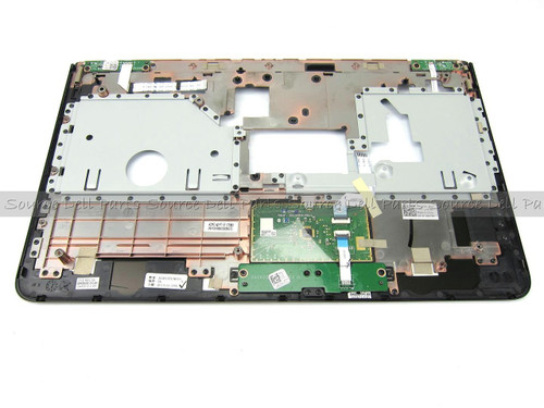 Dell Inspiron 14z N411z Palmrest & Touchpad Assembly - RDTMY
