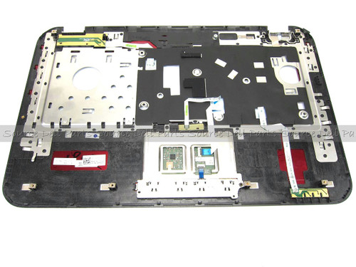 Dell Inspiron 15Z (5523) Red Palmrest Touchpad Assembly - RM4GT