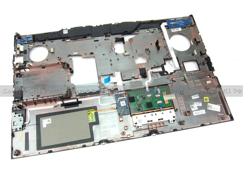 Dell Precision M6700 Palmrest Touchpad Assembly W/ Fingerprint Reader - 46FYP (B)