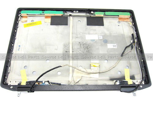 New Genuine Dell Latitude E4300 LCD Back Cover Lid With Hinges 5NWMX 05NWMX