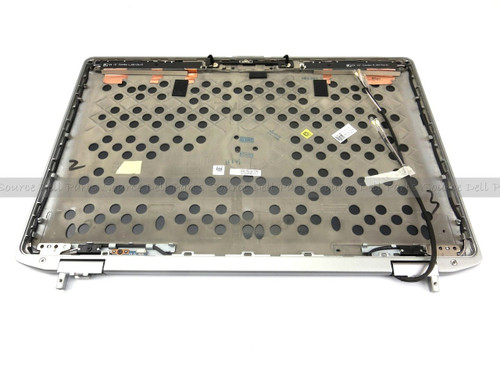 Dell Latitude E6530 LCD Back Cover Lid & Hinges - Y08TW (B)