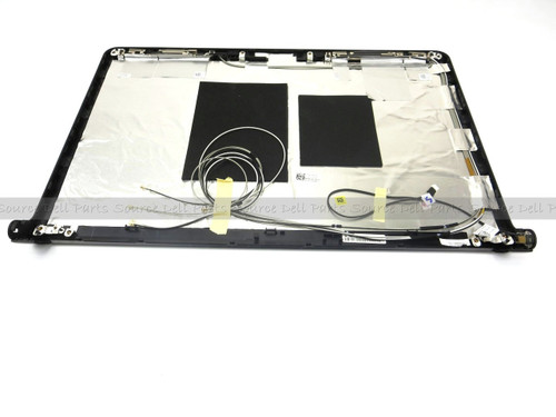 Dell Studio 1745 / 1747 / 1749 Chainlink with Black Trim LCD Back Cover - P218P
