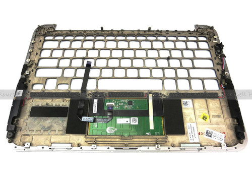 Dell XPS 12 9Q23 Palmrest Touchpad Assembly - YHKXX