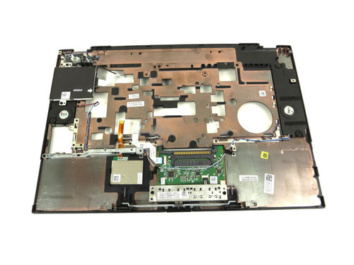 Dell Latitude E6510 Palmrest Touchpad Assembly With FingerPrint Reader -  DC7PP  (A)
