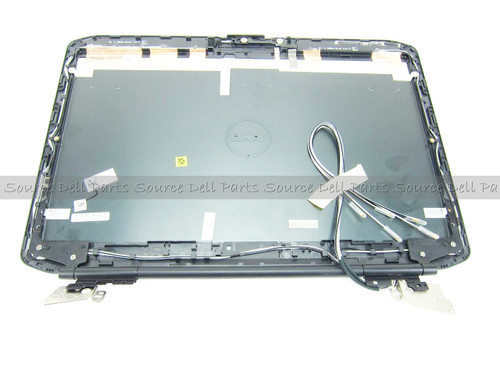 "Dell Latitude E5430 14"" LCD Back Cover Lid with Hinges - P6JT3 (B)"