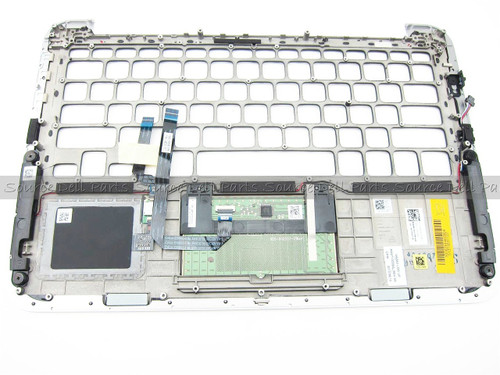 Dell XPS 12 9Q33 Palmrest & Touchpad Assembly - 9WCC8 (A)