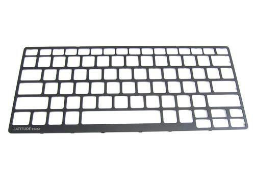New Dell Latitude E5450 Single Point Keyboard Bezel Trim - 7HRKG