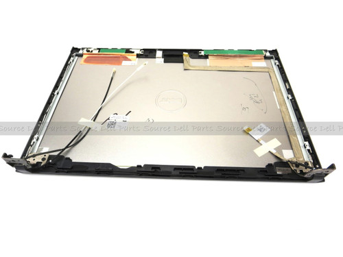 Dell Vostro 3300 LCD Lid Back Cover Assembly with Hinges - 38Y8C