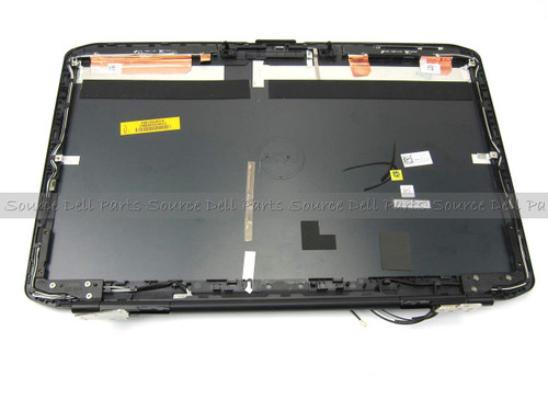 New Genuine Dell Latitude E6430 laptop HD Lcd back Cover Lid W// Hinges 51C40