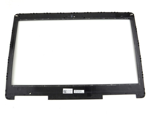 "Dell Precision 7510 / 7520 15.6"" LCD Front Trim Bezel  W/ Cam Window - Non Touchscreen - CXT35"