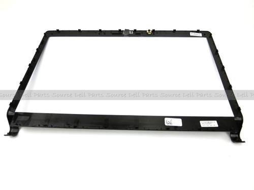Dell Studio 1555 1557 1558 LCD Front Trim Cover Bezel Plastic - With Camera Port - W440J