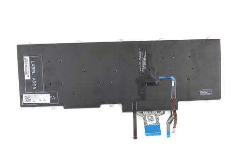 Dell Latitude E5550 E5570 / Precision 7710 7510 3510 US Backlit Keyboard - 383D7
