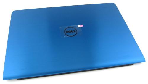"""Dell Inspiron 15 5547 15.6"""" Blue LCD Back Cover - 74V6K"""