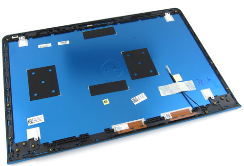 "Dell Inspiron 15 5547 15.6"" Blue LCD Back Cover - 74V6K"