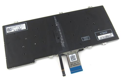 Dell Latitude 5289 / 5280 / 7280 / 7380 Backlit Laptop Keyboard  - 0NPN8