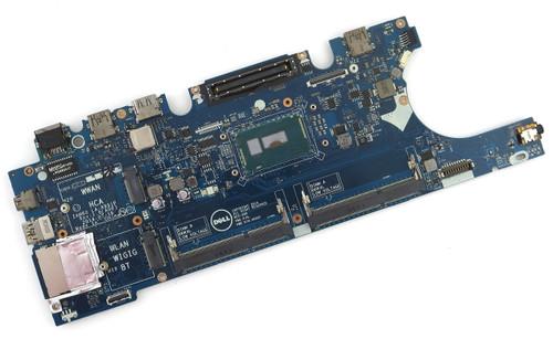 Dell Latitude E5250 Laptop Motherboard W/ I5-5200u CPU - 7YH0R