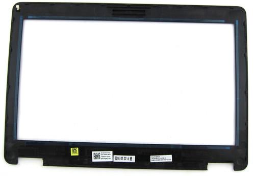 """Dell Latitude E5250 12.5"""" LCD Front Trim Bezel No Cam Window - 4CF7M"""