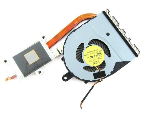 Dell Inspiron 17 5755 Integrated Graphics UMA CPU Heatsink Fan Assembly  - WYN50