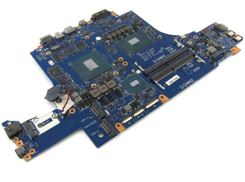 Alienware 13 R3 Motherboard W/ I5-6300HQ GeForce GTX 1060 - R77PW