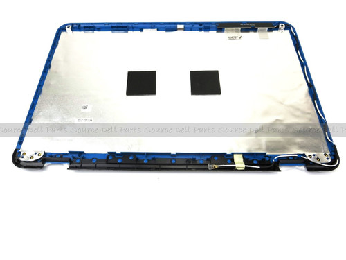 Dell Inspiron N5010 / M501R Blue LCD Back Cover Lid - DGV6W