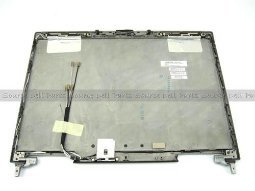 "Dell Precision M65 M4300 15.4"" LCD Back Lid & Hinges - UN799"