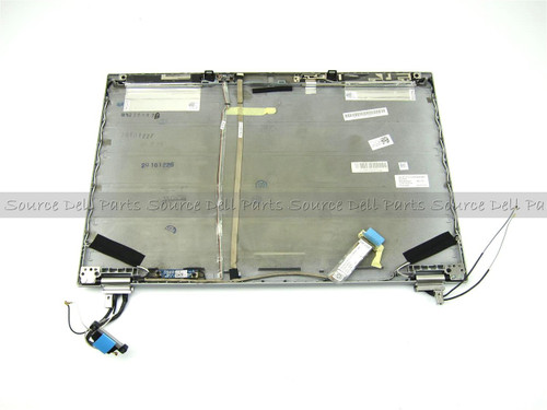 "Dell Precision M4500 15.6"" LCD Back Cover & Hinges - G1XVM"