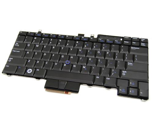 Dell Latitude E6400  E6410 E6500  E6510 Backlit Laptop Keyboard - WX4JF