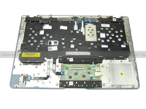 Dell Latitude 6430u Palmrest Touchpad Assembly w/ Fingerprint Reader - 8J34T