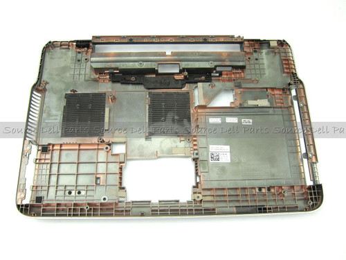 Dell XPS L401X Laptop Bottom Base Case Assembly - 0D5W8