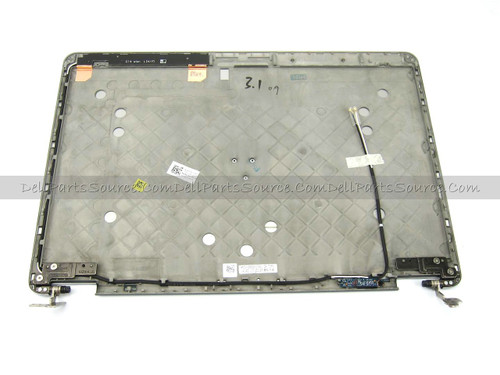 Dell Latitude E7440 Laptop Lcd Back Cover Lid & Hinges - F9Y55