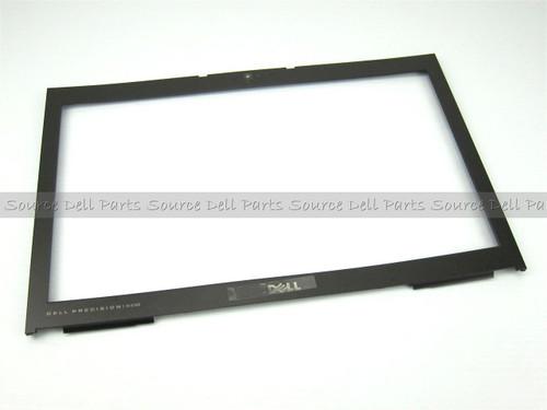 "Dell Precision M6700 17.3"" RGB LCD Front Trim Bezel W/ Web Cam Window - WYC7P (B)"