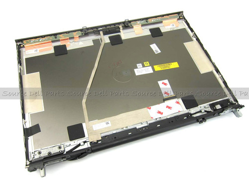 Dell Precision M4700 FHD LCD Back Cover & Hinges  - 62HFH