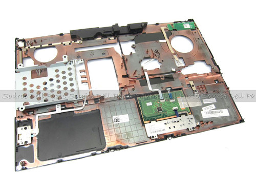 Dell Precision M4600 Palmrest Touchpad Assembly W/ Fingerprint Reader - 9W1W7