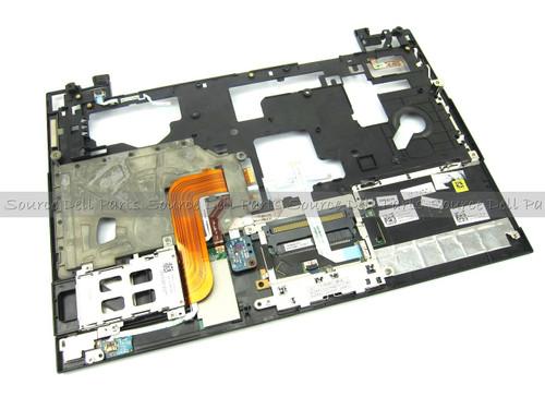 Dell Latitude E4300 Palmrest Touchpad Assembly w/ Biometric Fingerprint Reader - YVM2D - VNMH1