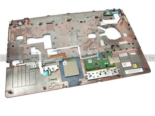 Dell Latitude E6520 Palmrest Touchpad Assembly With Biometric Fingerprint Reader - DTXM5