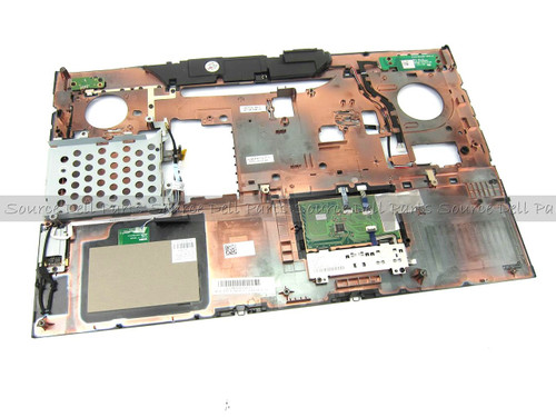 Dell Precision M6600 Palmrest Touchpad Assembly With FIPS Fingerprint Reader - D5NPH